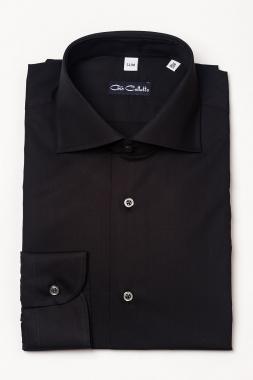 Fekete férfi ing A1103-J0010062-N008